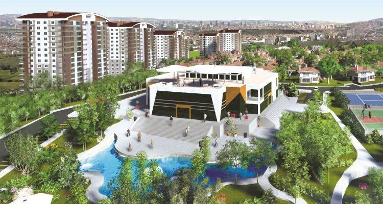 Mebuskent'te 2+1 Daireler Satışa Çıktı!