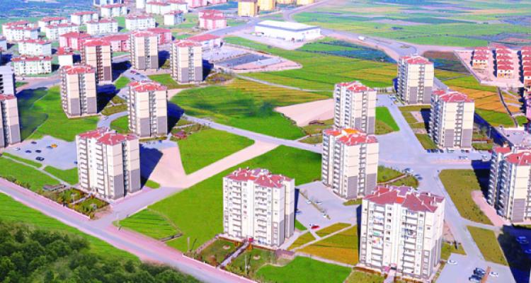 Toki'den Aksaray'a 807 Konutluk Yeni Proje