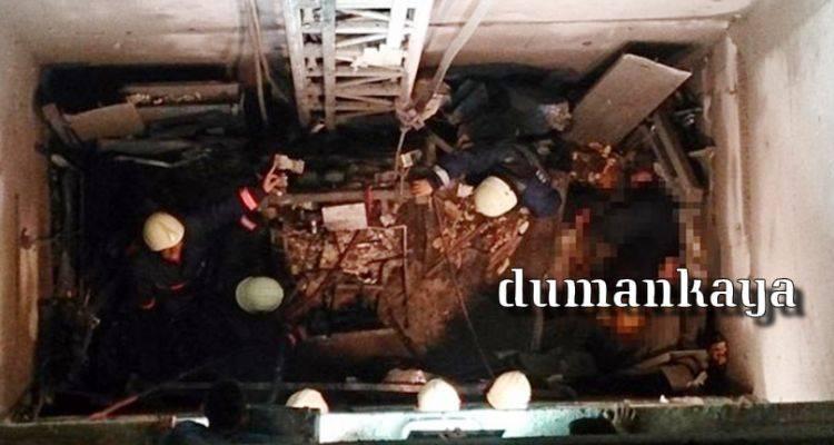Asansör Faciası Sonrası Dumankaya'dan Açıklama