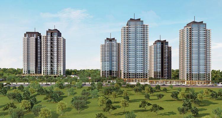 Eval Park Bahçeşehir Fiyatları 230 Bin 400 TL'den Başlıyor