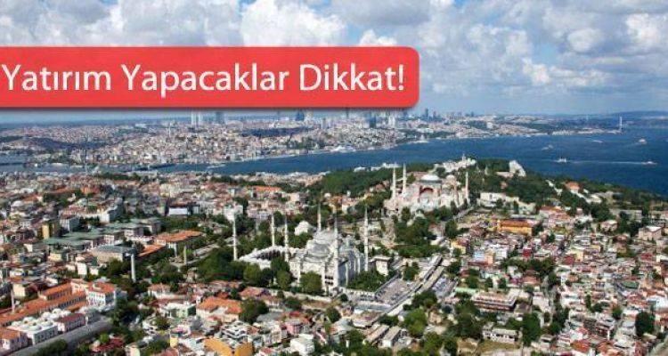İstanbul'un En Çok Kazandıran 5 Konut Bölgesi