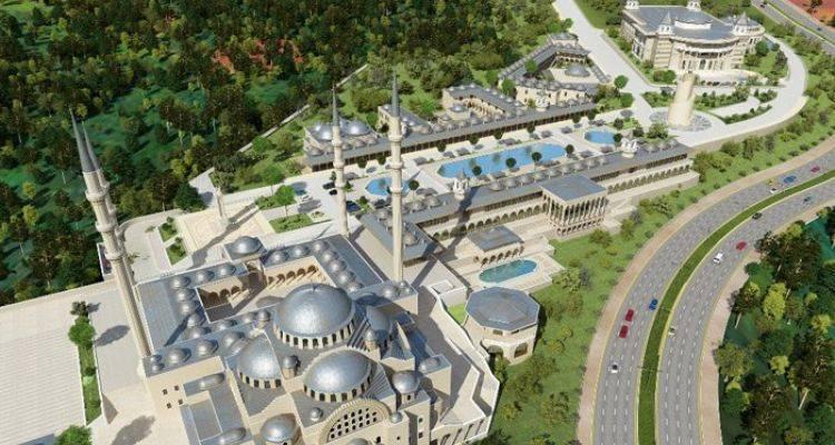 Emlak Konut Hayat Cami Projesinde İmzalar Atıldı