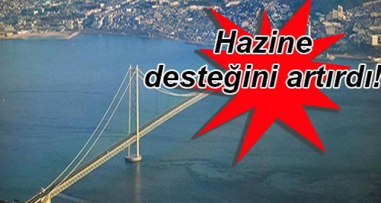 Körfez Geçiş Köprüsü'nün Yüzde 78.5'i Garantide!