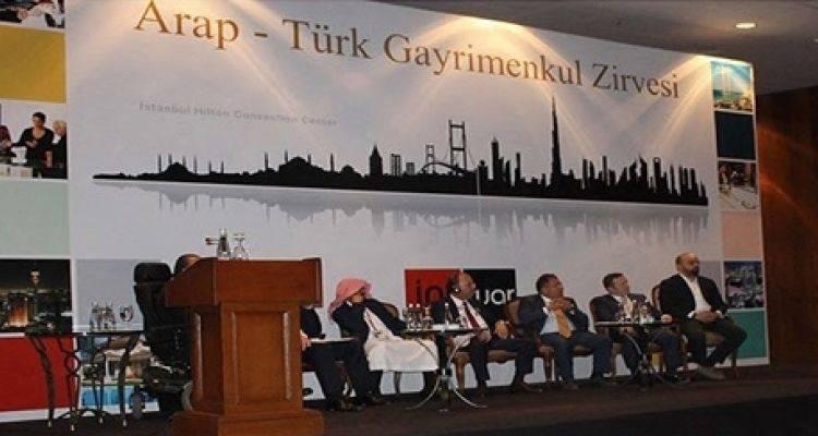 10. Gayrimenkul Fuarı ve Arap Türk Zirvesi 23-24 Nisan'da Gerçekleşiyor!