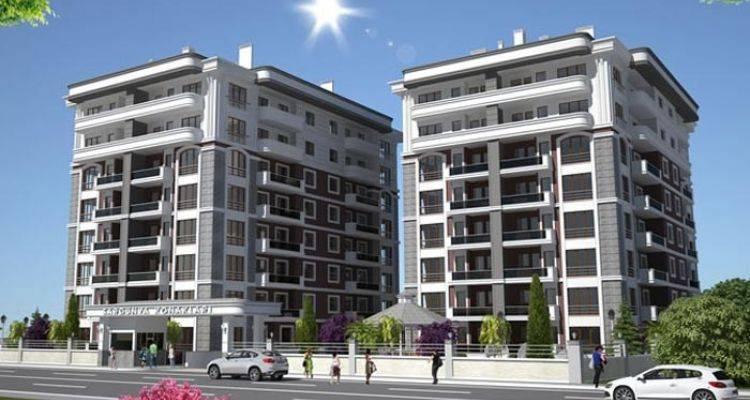 Sardunya Konakları Projesi Kasım 2015'te Teslim!