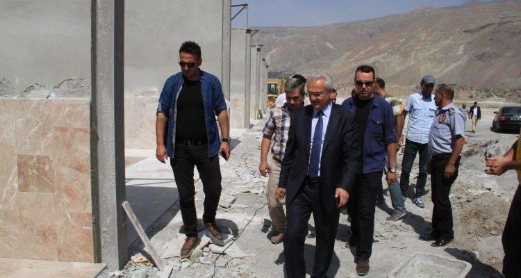 Erzincan'ın Kaplıcaları Yenileniyor!