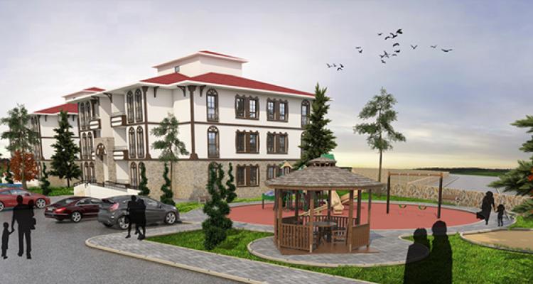 TOKİ'den Zonguldak Çaydeğirmeni'ne 319 Konut!