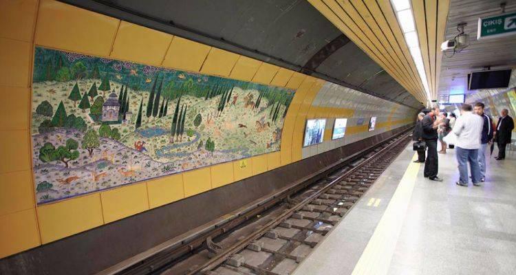 Bostancı Dudullu Metro Hattı İmar Planı Askıda