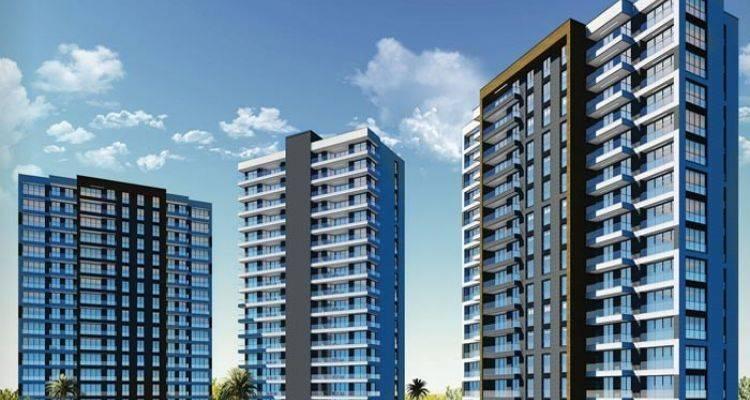 Seyhan Park Residence'ta Rezidans Blokları Satışta!