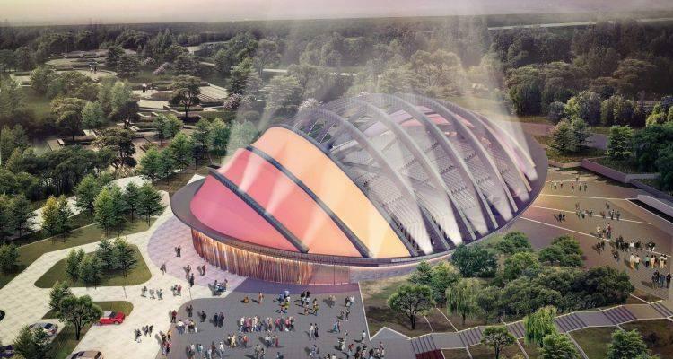Bursa Kültürpark Açık Hava Tiyatrosu'na İlgiltere'den Ödül!