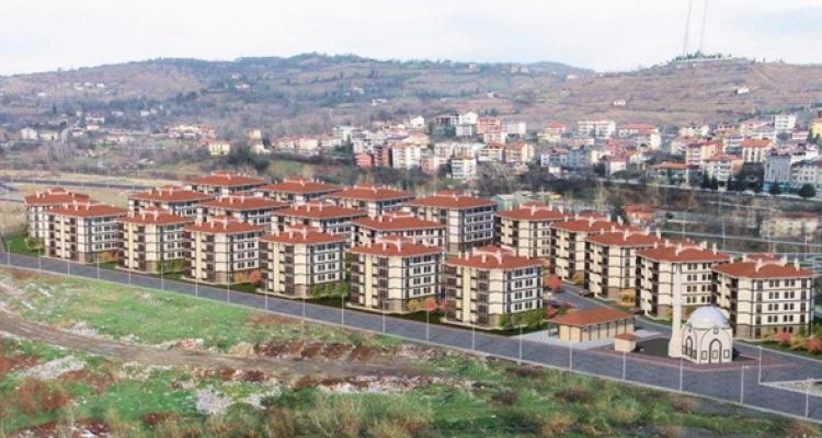Zonguldak Çaydeğirmeni Toki Evleri Kura Çekilişi Bugün