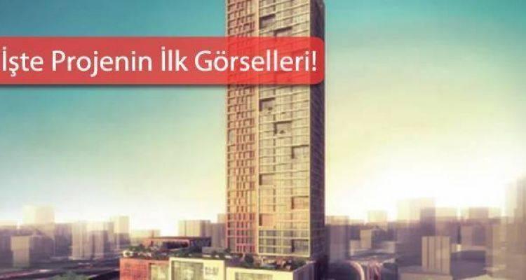 Kadıköy'e 475 Odalı Yeni Apart Otel