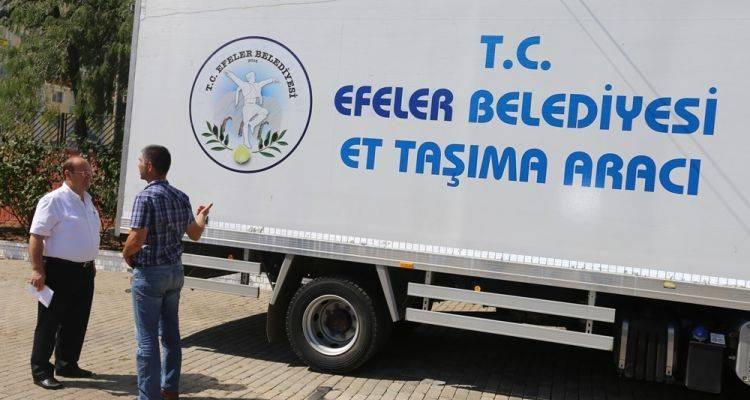 Efeler Belediyesi Kurban Bayramına Hazır!