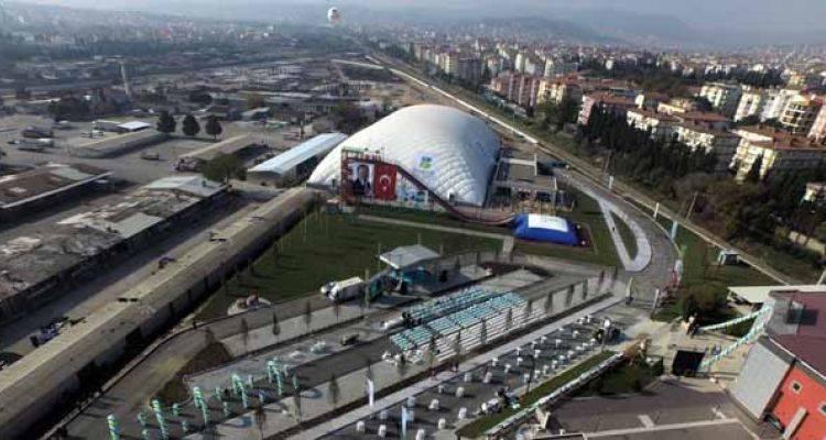 Türkiye'nin En Büyük Çocuk Eğlence Merkezi Açıldı