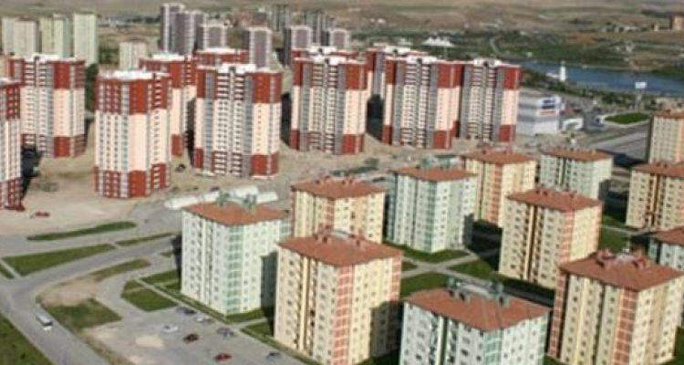 Afyon Dinar Toki Evleri Bugün İhaleye Çıkıyor