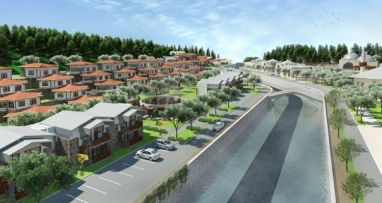 Lav Şehir Termal Tatil Köyü Projesi İhaleye Çıkıyor