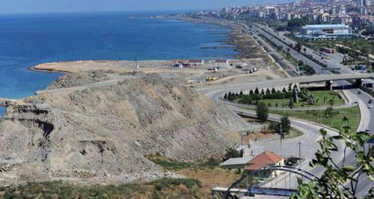 Trabzonlular Gülcemal Projesi ile Denizle Buluşacak!