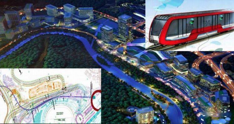 Vadi İstanbul Havaray Projesine ÇED Olumlu Raporu Çıktı!