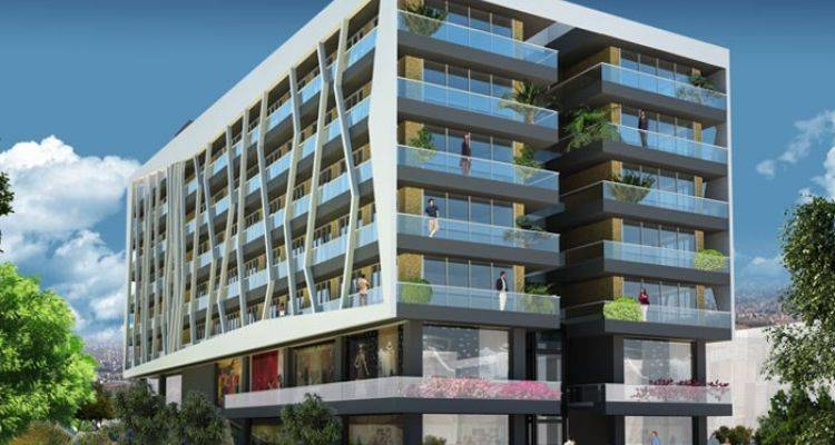 Beyoğlu Look Projesinde Ofisler 185 Bin Dolar