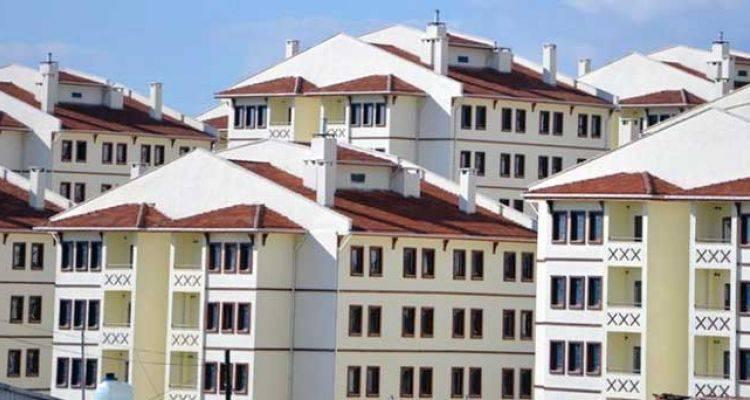 Yazıköy TOKİ Konutları'nda Teslimler Başladı