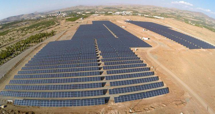 Türkiye'nin En Büyük Güneş Enerjisi Santraline ICCI Ödülü