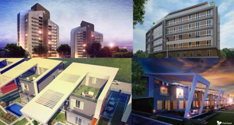 Park İnşaat'tan 5 Yeni Proje