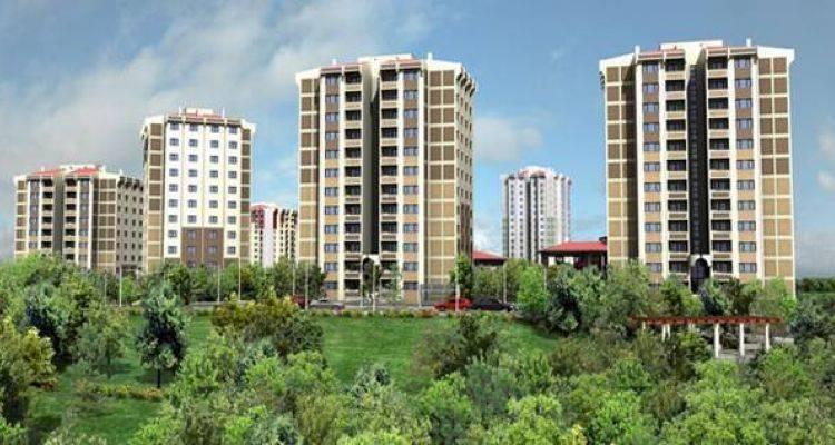 TOKİ'den Gaziantep Şehitkamil'e 466 Konutluk Yeni Proje