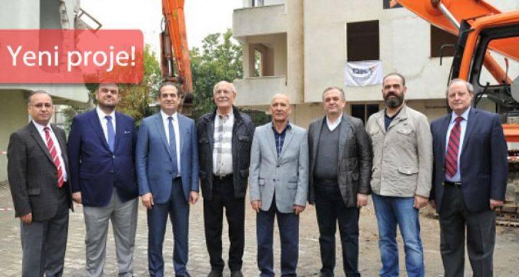 DKY İnşaat Kartal Sahil'e Ön Talep Topluyor