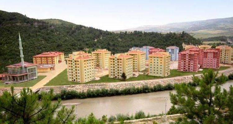 TOKİ'den Karabük Yenice'ye 252 Konutluk Yeni Proje