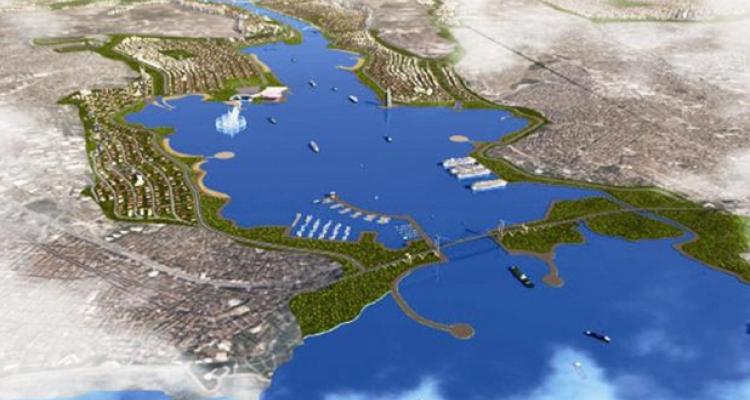 Kanal İstanbul Projesinin Konsepti Belli Oldu