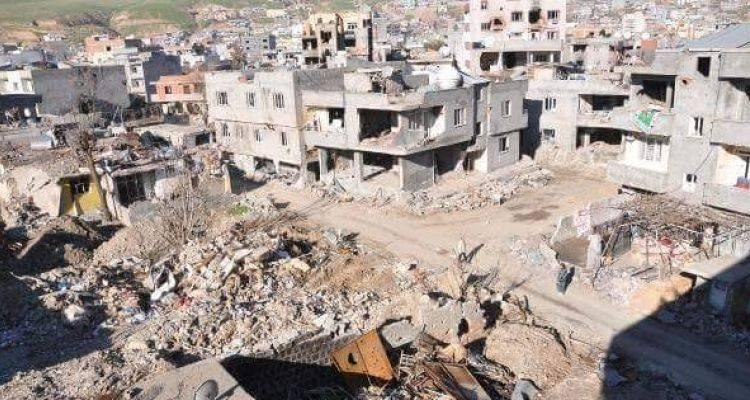 Şırnak'ın Bu Mahalleleri Riskli Alan İlan Edildi