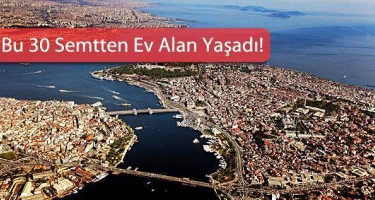 İstanbul'un Prim Yapan Semtleri