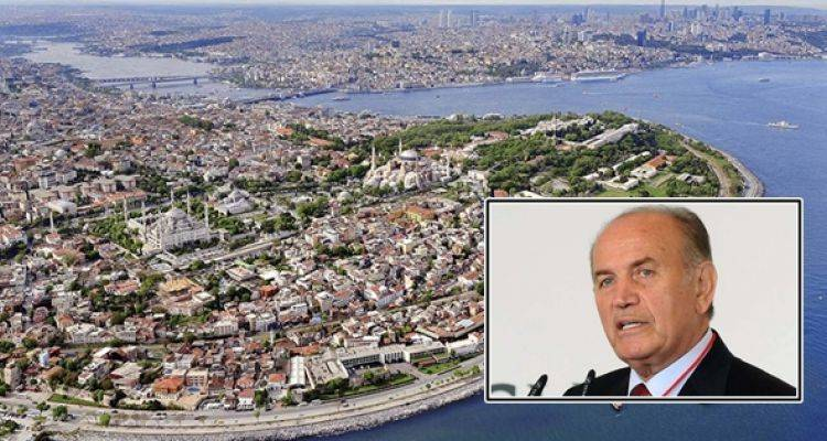 Kadir Topbaş İstanbul'un Yeni Dev Projelerini Açıkladı