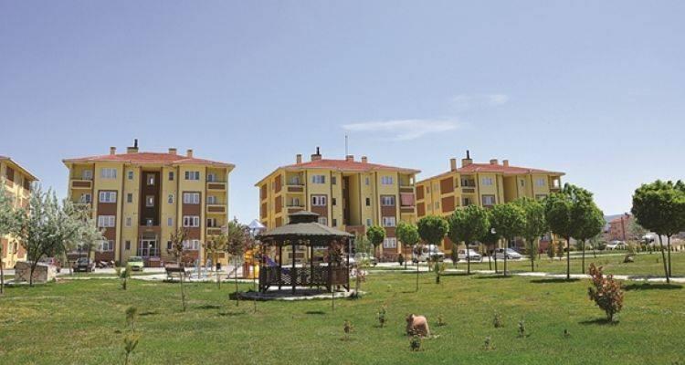 TOKİ'den Balıkesir'e 783 Konutluk 2 Yeni Proje