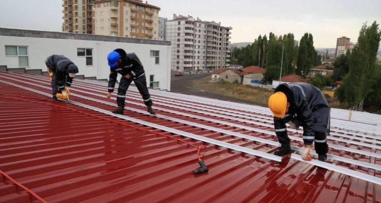 Türkiye'nin En Büyük Çatı Üstü Güneş Paneli'nde Sona Gelindi!