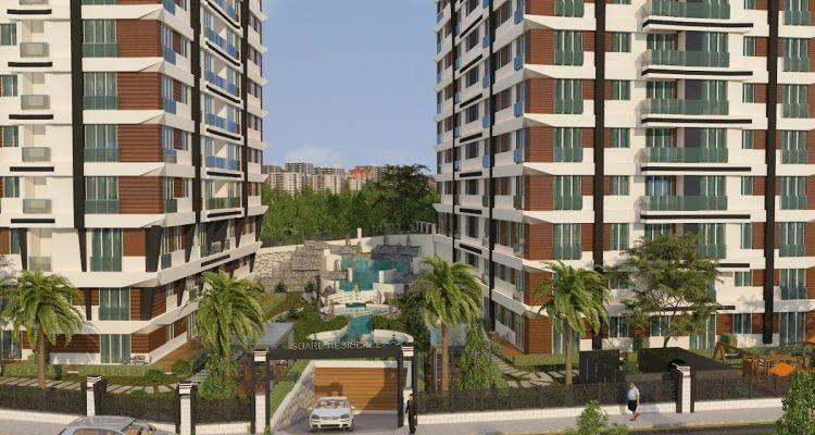 Suare Residence'de 200 Bin Liradan Başlayan Fiyatlar