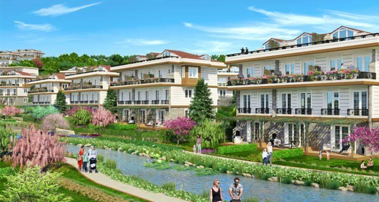 Green Village 2 Fiyatları 167 Bin 500 TL'den Başlıyor
