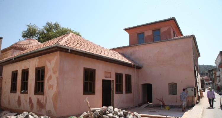 Bursa'nın 200 yıllık Tahir Ağa Hamamı Restore Ediliyor!