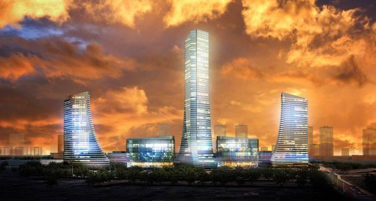 Metropol İstanbul Projesinin Ofisleri Satışa Çıktı