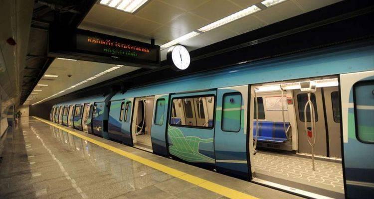 Kadıköy Kartal Metro Durakları