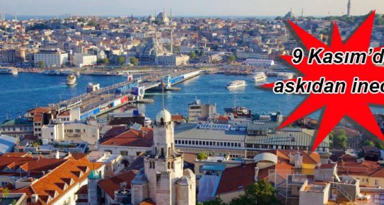 İstanbul'da 5 İlçede 12 Mahallenin İmar Planı Askıya Çıktı!