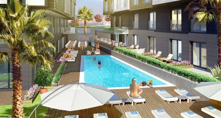 Panaroma Suites Sarıyer Fiyatları 350 Bin TL'den Başlıyor