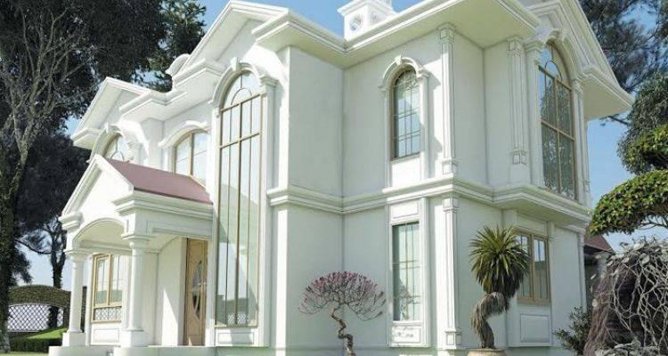 Delal Garden Projesinde Villalar 450 Bin Lira
