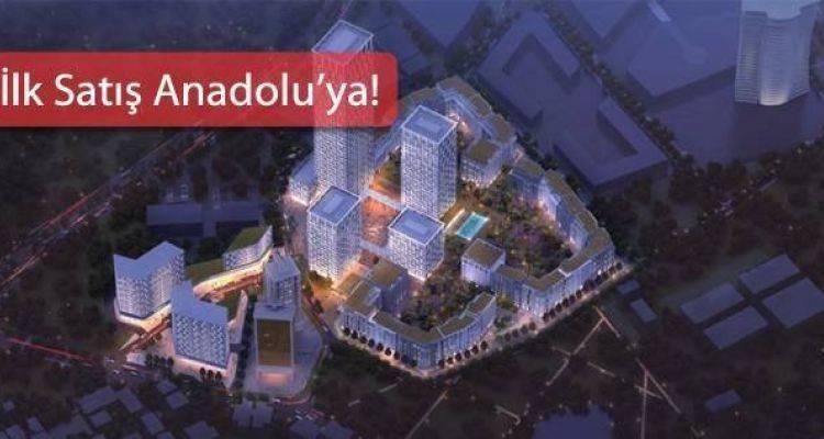 Anadolu Gayrimenkul AND Kartal Projesini Mart'ta Satışa Çıkarıyor