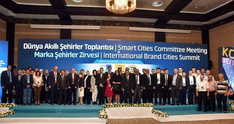 Akıllı Şehirler Komitesi Konya'da!