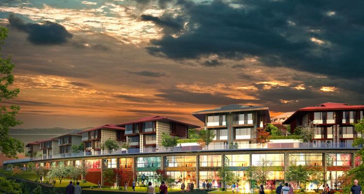 Çengelköy Park Evleri'nde Boğaz Manzaralı Evler 359 Bin Dolar!