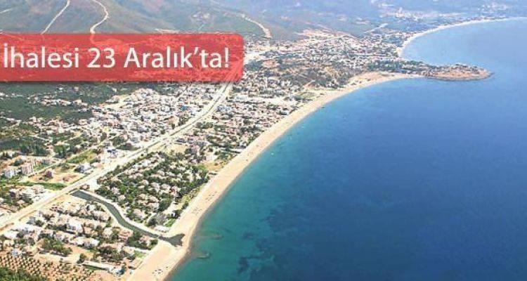 Seferihisar Belediyesi'nden 9 Milyon 259 Bin TL'ye Satılık Arsalar