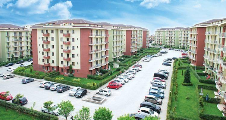 Sarı Evler Sancaktepe'de 295 Bin TL'ye Hemen Teslim 2+1!