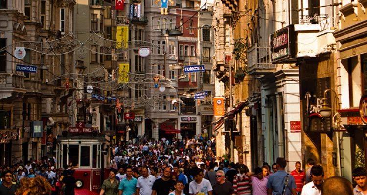Dünyanın En Pahalı 10 Caddesinden 3'ü Türkiye'de!