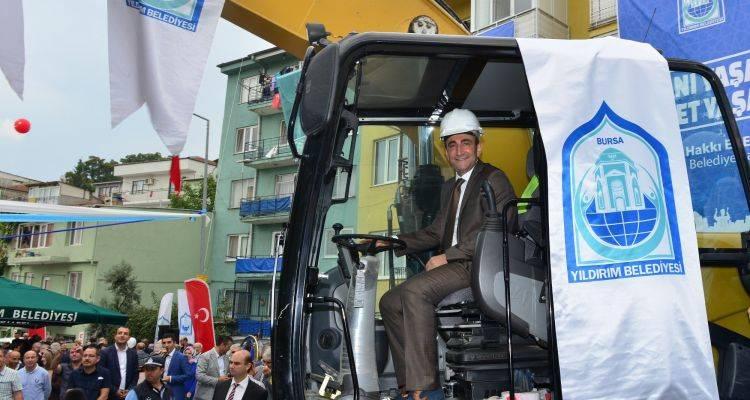 Bursa Musababa'ya Yeni Mahalle Konağı Geliyor!